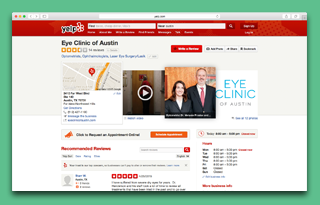 yelp healthcare