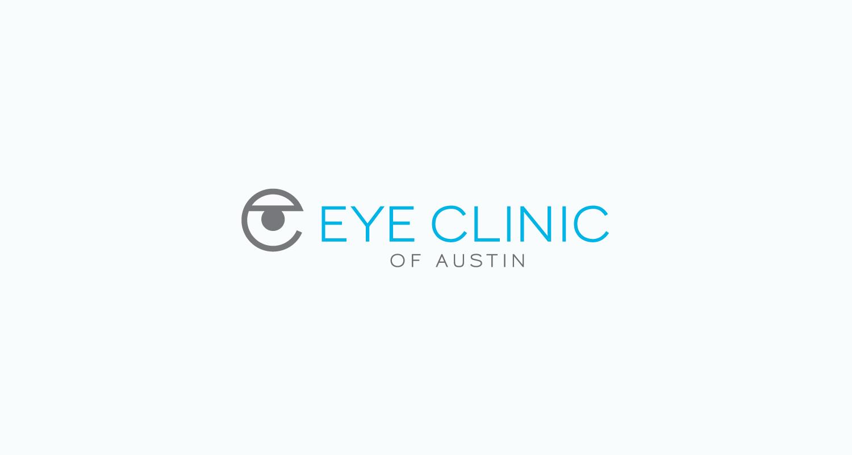 Eye Clinic Of Austin Branding