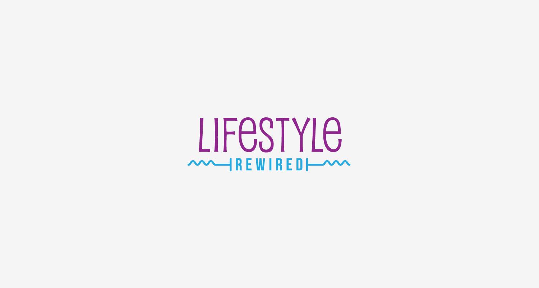 Lifestyle Rewired Branding -